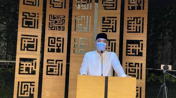 Peringati Isra Mikraj, Ahmed Zaki Imbau Kader Golkar DKI Jakarta Kembali Makmurkan Masjid