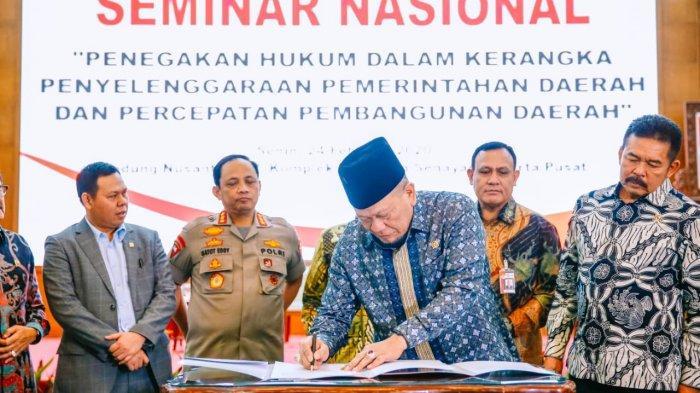 Seminar Nasional DPD, Lahirkan 5 Kesimpulan