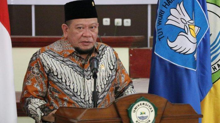 Ketua DPD RI Sampaikan Duka Cita Atas Wafatnya Wagub Papua