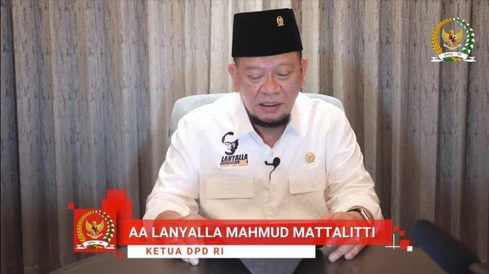 LaNyalla Berharap DPD RI-Mahasiswa dan Pemuda Sinergi Kawal Pembangunan Daerah