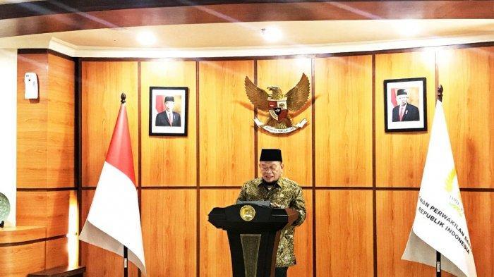 Ketua DPD RI Minta Optimalisasi Dana Desa dan BUMdes untuk Kebangkitan Ekonomi Desa