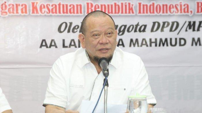 Ketua DPD RI Minta Masyarakat Awasi Penggunaan Anggaran Penanganan Covid-19