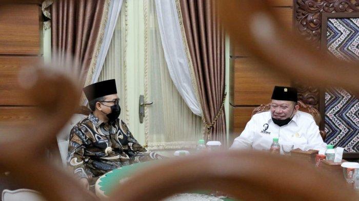 Ketua DPD RI Apresiasi Pertanian Bunga Mawar Warga Desa Sidomulyo Magetan