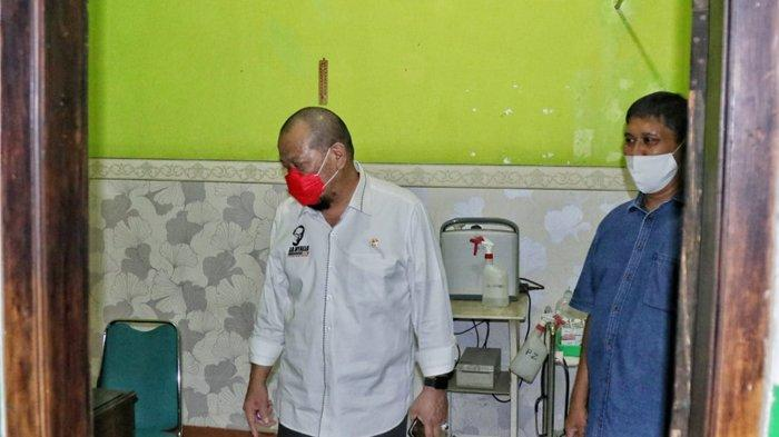 Ketua DPD RI Minta Limbah Medis Pada Masa Pandemi Dikelola dengan Baik