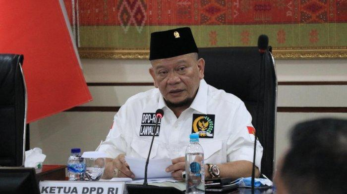 Hari Bhayangkara ke-75, Ketua DPD RI Harap Polri Makin Humanis Mengabdi ke Rakyat