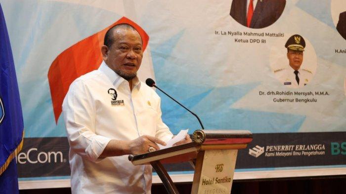 Ketua DPD RI Dorong Pemda Buat Program Peningkatan Kualitas Guru Diniyah