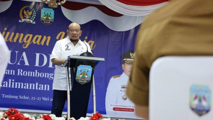 Cari Nafkah Hingga Ruang Isolasi Covid-19, Ketua DPD RI Minta Nasib Pedagang Diperhatikan