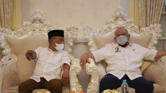 Bertemu Bupati Ponorogo, Ketua DPD RI Kembali Gaungkan Pentingnya Amandemen ke-5