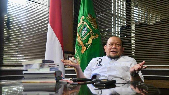 Ketua DPD RI Sorot Maraknya Konten yang Tidak Mendidik