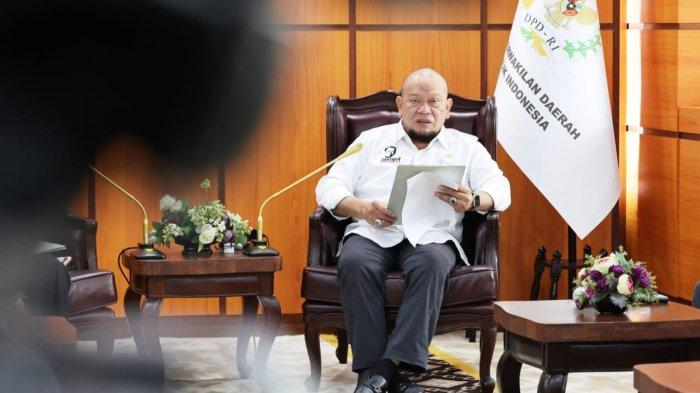 Animo Tinggi, Ketua DPD RI Doakan Transmigran Asal Sleman DIY Sukses di Tanah Baru