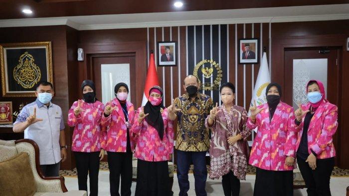 Ketua DPD RI Ajak IWSS Bangun Daerah