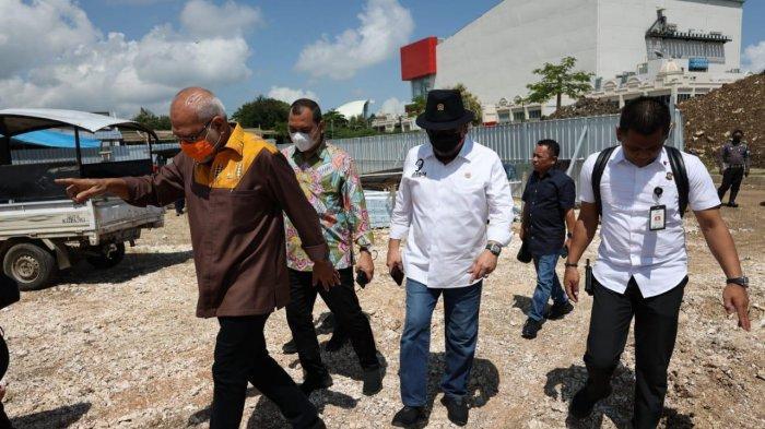 DukungRehabilitasi dan Pembangunan Irigasi, Ketua DPD: Perkuat Ketahanan Pangan Indonesia Timur