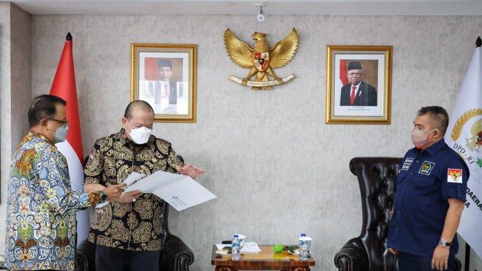 Covid Melonjak, Anggota Kadin Indonesia Minta Ketua DPD RI Imbau Panitia untuk Tunda Agenda Munas