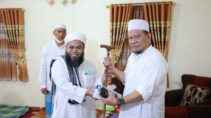 Lakukan Kunjungan ke Ponpes Al Fatah Temboro, Ketua DPD RI Bertemu Wali Kota Bengkulu