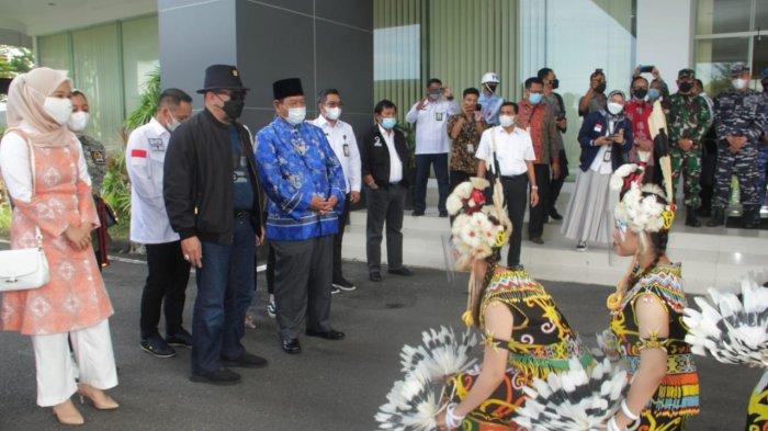 Ketua DPD RI Berharap Kekayaan Budaya Kalimantan Jadi Ikon Ibu Kota Baru