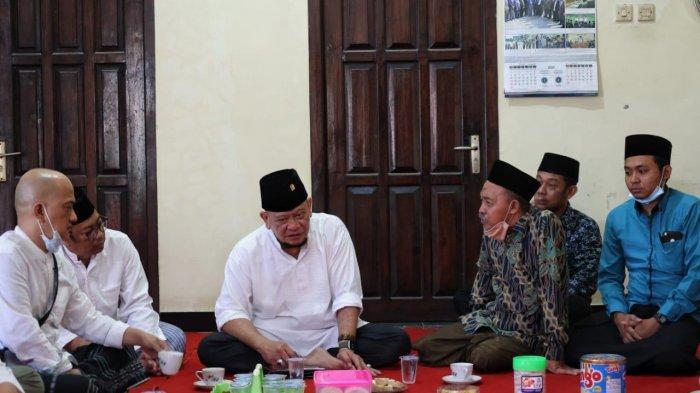 Ketua DPD RI Lakukan Kunjungan ke Ponpes Darul Ulum Rejomulyo