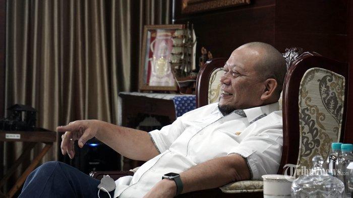 Ketua DPD RI Sebut Inovasi Dibutuhkan untuk Pulihkan Ekonomi Daerah