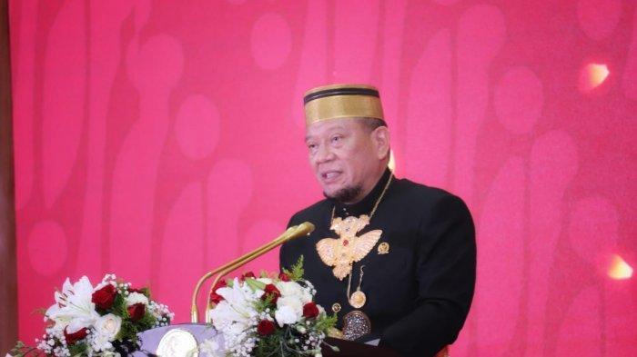 Ketua DPD RI Ajak Seluruh Lembaga Negara Songsong Amandemen Konstitusi dengan Sikap Negarawan