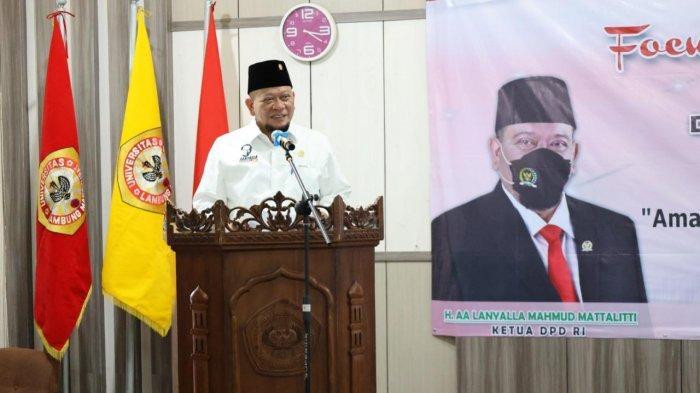 Ketua DPD RI Minta Pemerintah Selamatkan Garuda: Perlu Ada Langkah Taktis untuk Atasi Persoalan Ini
