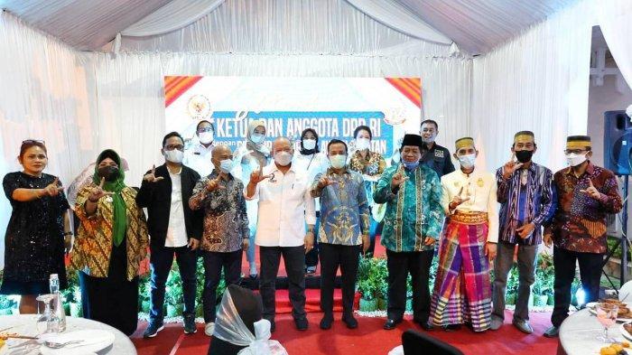 Rajin Turun ke Daerah, Plt Gubernur Sulsel Puji Ketua DPD RI