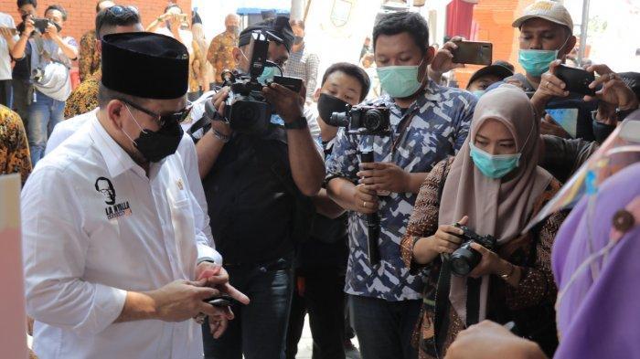 Ketua DPD RI Minta Pemkab Sidoarjo Bantu Kampung Jajanan