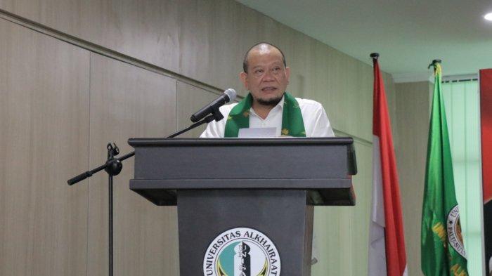 Ketua DPD RI Minta Aparat Tertibkan Penambangan Ilegal di Wilayah Calon Ibu Kota Negara Baru