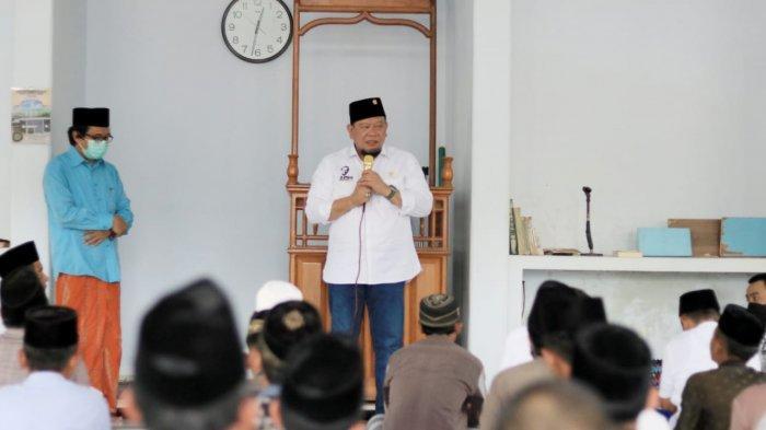 Dukung PJKP Kemenag, Ketua DPD RI Dorong Kemandirian Pesantren