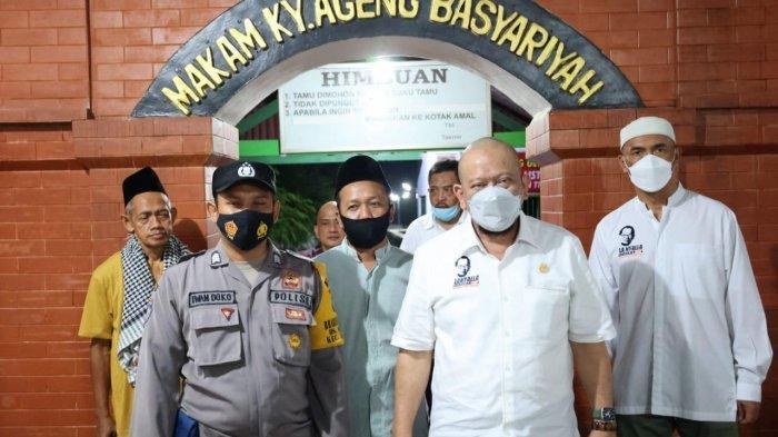 Ketua DPD RI Lakukan Ziarah ke Dua Makam Tokoh Agama di Jawa Timur