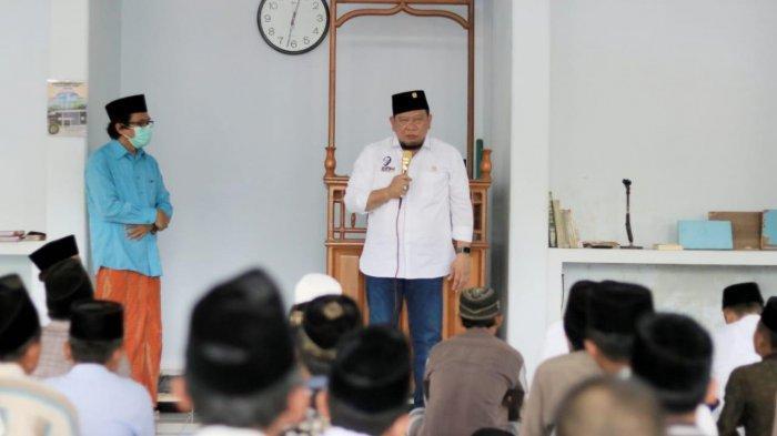 Dibantu Eks Napi Teroris, Ketua DPD RI Berharap Milenial Tak Keliru Pahami Jihad