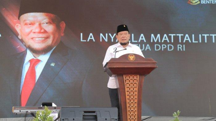 Ketua DPD RI Minta Pemda Tidak Abaikan Insentif Nakes