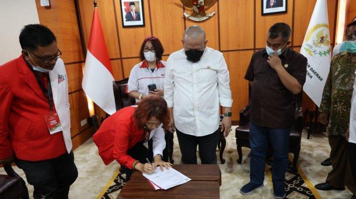 Ketua DPD RI dan 3 Komunitas Relawan Jokowi Bahas UMKM Hingga Pemimpin Bangsa