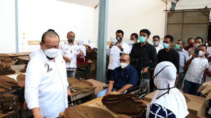 LaNyalla Imbau Buruh Jatim Manfaatkan Posko Pemprov Bila Tak Dapat THR