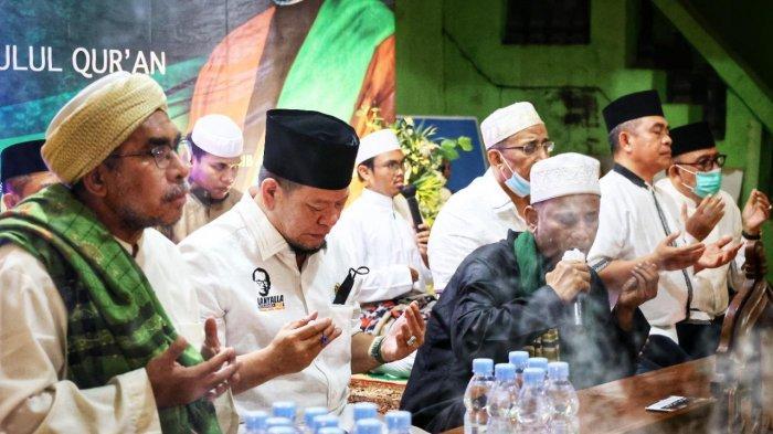 Safari Ramadhan ke Ponpes Al Husainy Banten, Ketua DPD RI Minta Didoakan Agar Selalu Amanah
