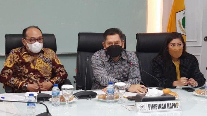 Golkar Prihatin Azis Syamsuddin dan Alex Noerdin Terjerat Kasus Korupsi