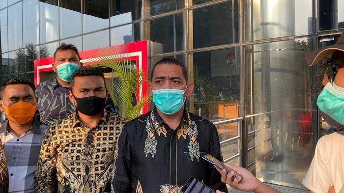 Ketua DPRA Sambangi KPK Lapor Soal Proyek Infrastruktur yang Diduga Bermasalah di Aceh