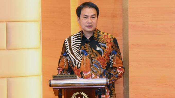 Azis Syamsuddin Sambut Baik Subsidi Ongkir Transaksi Daring Jelang Idulfitri