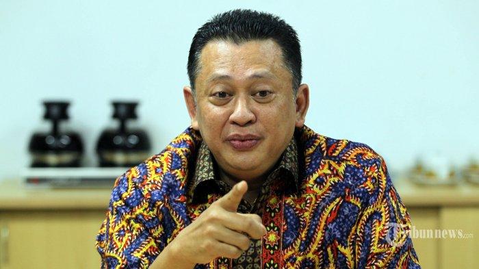 Sambut Pimpinan Baru DPR, Bamsoet: Welcome Join To The Club PDIP