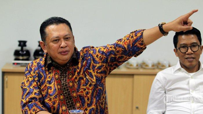 Takut Kualat, Bambang Soesatyo Tak Akan Gunakan Mobil Dinas Ketua DPR Berpelat RI 6