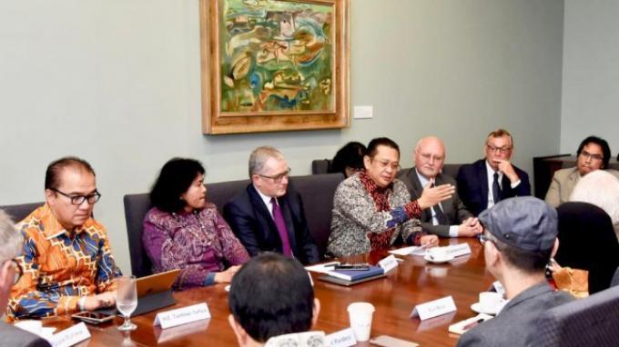 Politik Luar Negeri Indonesia Bangun Kedamaian Dunia