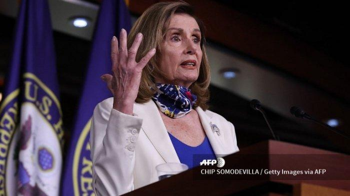 Ketua DPR AS akan Bentuk Komite Independen untuk Selidiki Kerusuhan Capitol AS