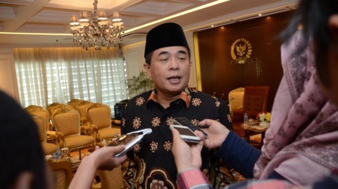 Setya Novanto Dikabarkan Ingin Rebut Kursi Ketua DPR, Ini Tanggapan Ade Komaruddin