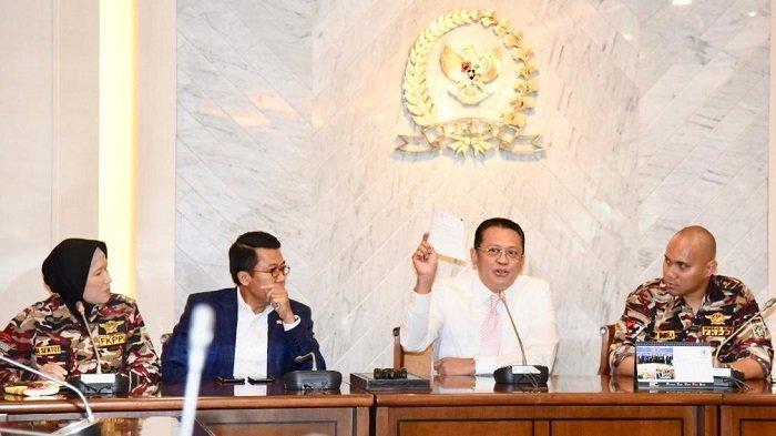Ketua DPR Sebut Generasi Muda Kunci Kekokohan Bangsa Indonesia