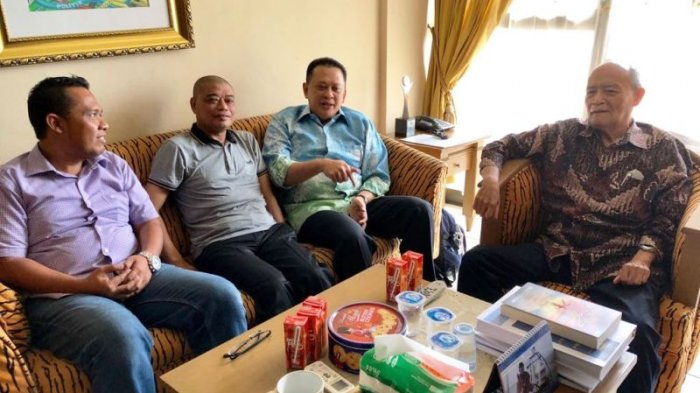 Bambang Soesato Siap Pertaruhkan Jabatan Ketua DPR Jika LGBT Dilegalkan