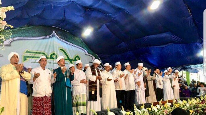Di Hadapan Habib dan Ulama, Bamsoet Serukan Pilkada Damai dan Tolak LGBT