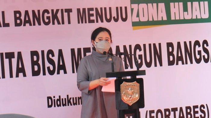 Positivity Rate Indonesia di Bawah 1%, Puan: Jika Disiplin, 2022 Jadi Momentum Kebangkitan Bangsa