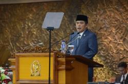 Buka Masa Persidangan IV, Ketua DPR Target Pembahasan RUU