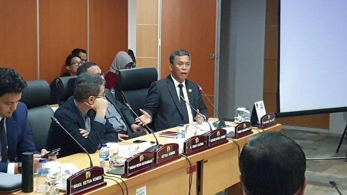 Kesalnya Ketua DPRD dengan Anak Buah Anies, Bicara Nada Tinggi dan Gebrak Meja: Jangan Merasa Pintar