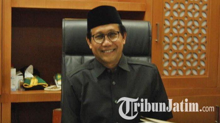 Ketua DPW PKB Jatim Abdul Halim Iskandar