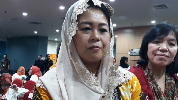Ketua Hubungan Luar Negeri PP Muslimat NU Yenny Wahid