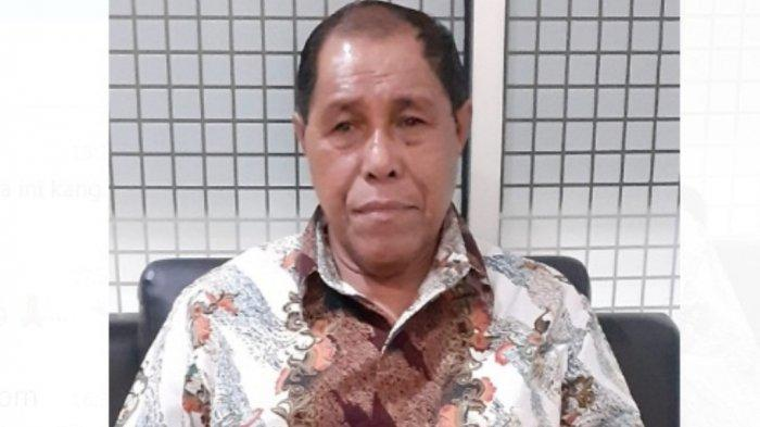 Ketua Ikatan Intelektual Maluku Barat Daya Aholiab Watloly